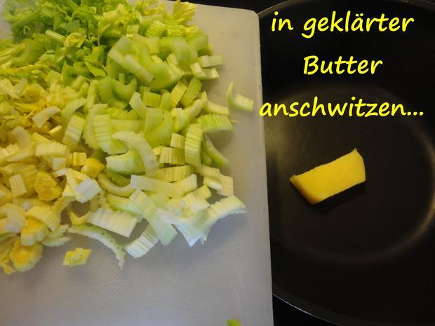 Stangensellerie Gemüse - Rezept - Bild Nr. 3912