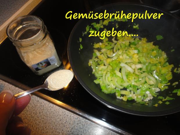 Stangensellerie Gemüse - Rezept - Bild Nr. 3917