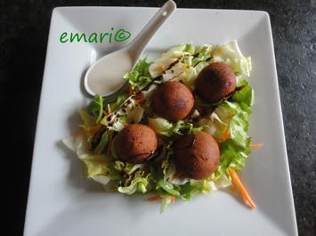 Falafel a'la emari - Rezept - Bild Nr. 4017