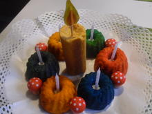 "Mini-Rührkuchen.....""Geburtstags-Torte"" einmal anders............. - Rezept - Bild Nr. 4012"