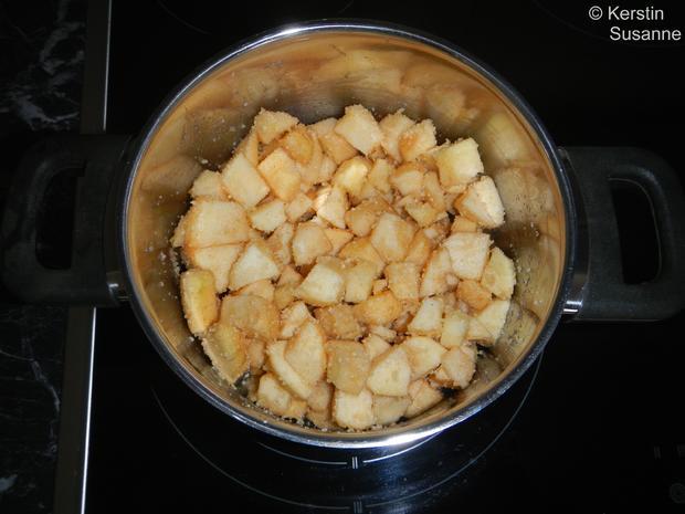 Apfel-Mohn-Kuchen - Rezept - Bild Nr. 4033