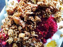 Knuspermüsli mit Quinoa - Rezept - Bild Nr. 4021