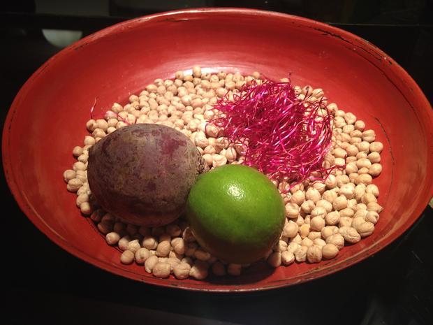 """roter Hummus"" - Rezept - Bild Nr. 4030"