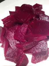 Rote Rüben mit Wasabi - Rezept - Bild Nr. 4030
