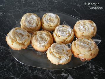 Rezept: Zitronen-Muffins