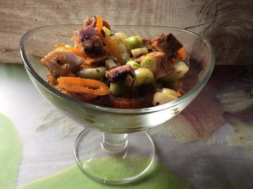 Tintenfisch Salat - Rezept - Bild Nr. 4041