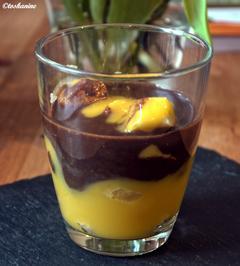 Blitz-Dessert mit Bananen - Rezept - Bild Nr. 4053