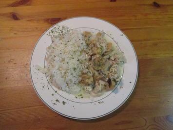 Hühnerfrikassee - Rezept - Bild Nr. 4099