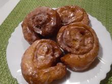 Zimtschnecken amerikanisch (Cinnamon Swirls) - Rezept - Bild Nr. 4126