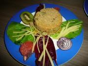 Bulgur Töpfchen mit Gemüse. - Rezept - Bild Nr. 4162