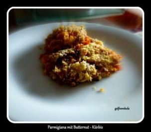 Parmigiana mit Butternut-Kürbis - Rezept - Bild Nr. 4162