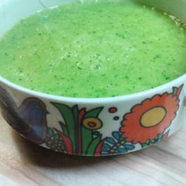 Kohlrabi-Petersilien-Suppe - Rezept - Bild Nr. 4200