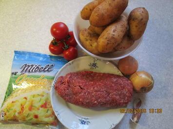 Kartoffel-Hack-Lasagne - Rezept - Bild Nr. 4227
