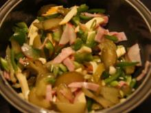 Käse-Schinken-Gemüse-Salat - Rezept - Bild Nr. 4245