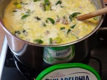 Porree- Käse Suppe - Rezept - Bild Nr. 4262