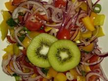 Kachumbari Salat - Rezept - Bild Nr. 4288