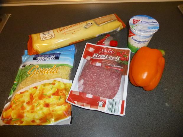 Pizza-Schnecken - Rezept - Bild Nr. 4290