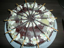 Mikado - Torte - Rezept - Bild Nr. 5