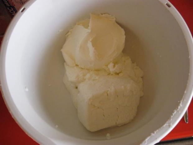 Käsekuchen mit Eierlikör und Spekulatius - Rezept - Bild Nr. 4305