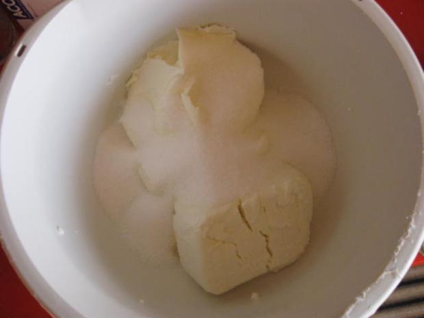 Käsekuchen mit Eierlikör und Spekulatius - Rezept - Bild Nr. 4306