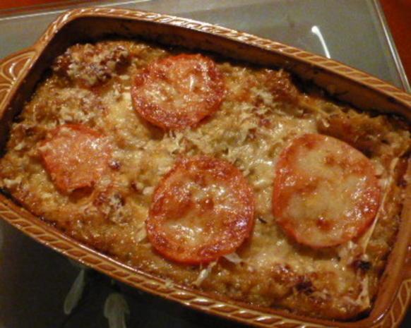 Lasagne mit Rahmsauerkraut - Rezept - Bild Nr. 4302
