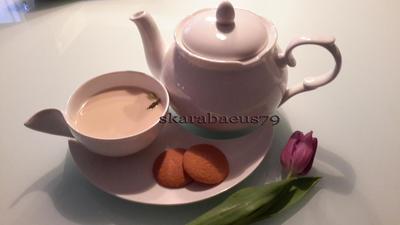 Milch Tee (Gewürzt) - Rezept - Bild Nr. 4350