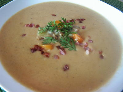 Cremige Maronen-Suppe - Rezept - Bild Nr. 4366