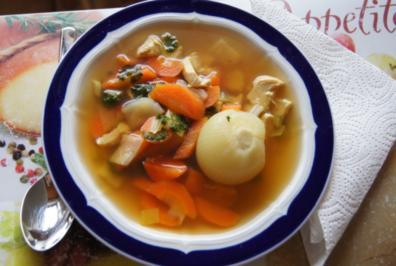 Schnelle 30 Minuten-Suppe - Rezept - Bild Nr. 4366