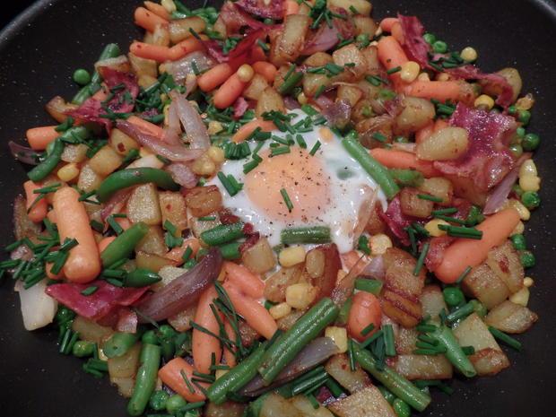 Mexikanische Kartoffelpfanne - Rezept - Bild Nr. 4378