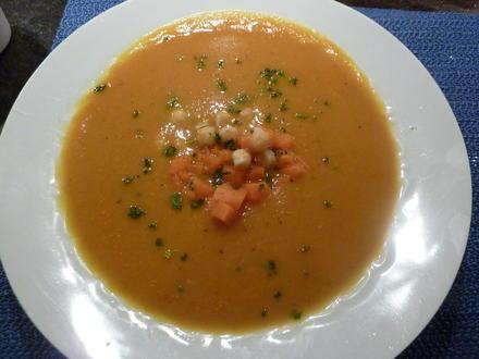 Kichererbsen-kurbis Suppe - Rezept - Bild Nr. 4378
