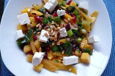 Fruchtiger Steckrüben - Salat - Rezept - Bild Nr. 4468