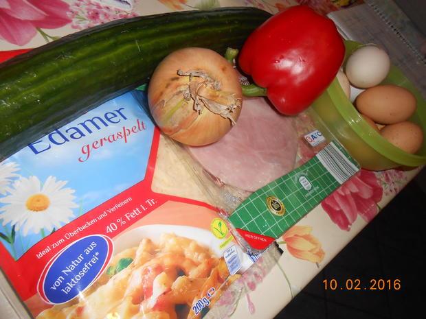 Rührei - Muffin - Rezept - Bild Nr. 4509