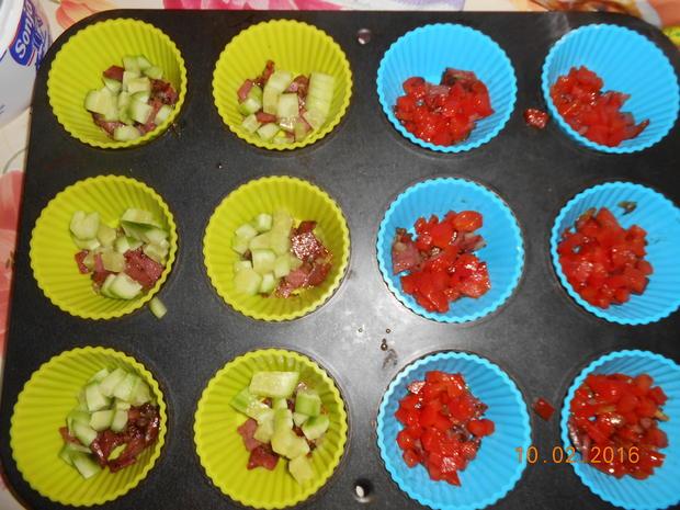 Rührei - Muffin - Rezept - Bild Nr. 4511