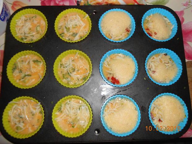 Rührei - Muffin - Rezept - Bild Nr. 4514