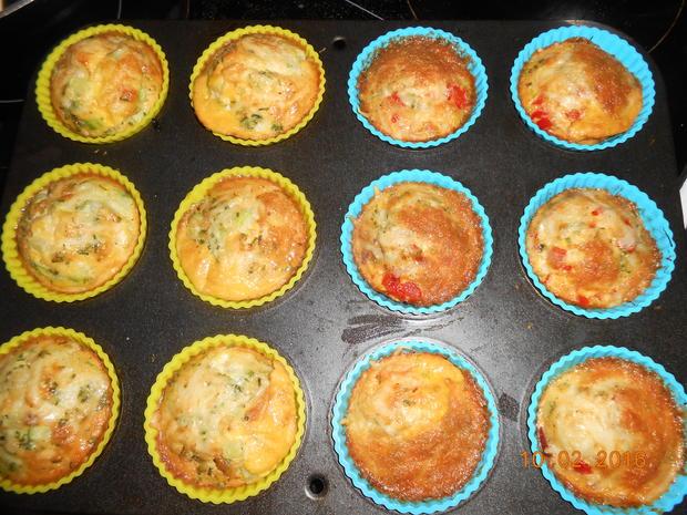 Rührei - Muffin - Rezept - Bild Nr. 4515