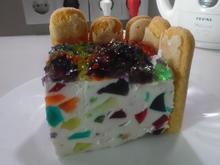 Konfetti-Torte - Rezept - Bild Nr. 4498