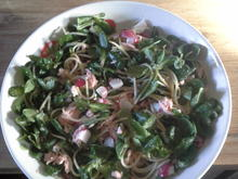 Lachs-Pasta-Salat - Rezept - Bild Nr. 4522