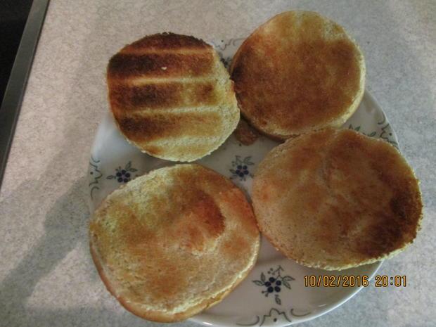 Tartar-Hamburger XXL - Rezept - Bild Nr. 4532