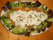 Lauwarmer Fenchel-Gemüse-Salat - Rezept