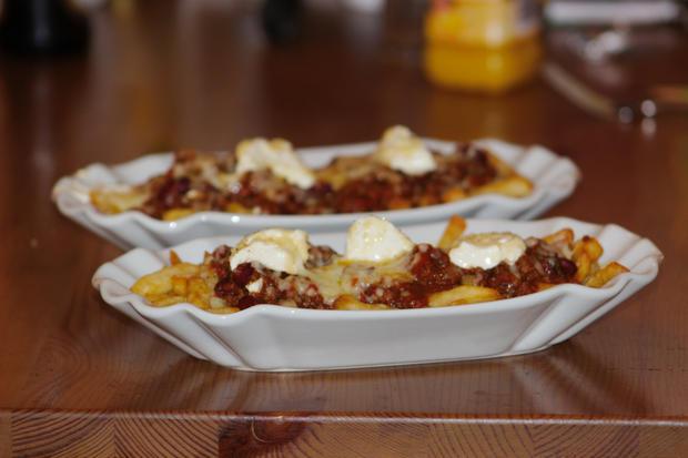 Chili-Käse-Pommes - Rezept - Bild Nr. 4564