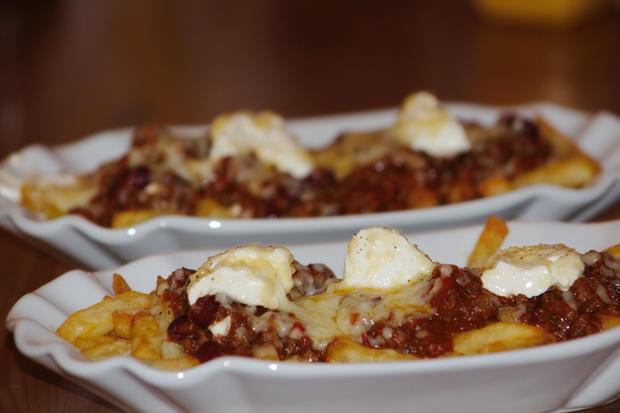 Chili-Käse-Pommes - Rezept - Bild Nr. 4565