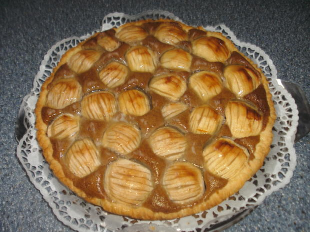 Apfel Walnuss Kuchen Rezept Mit Bild Kochbar De