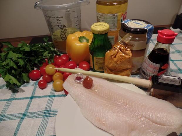 Asiatische Fischsuppe - Rezept - Bild Nr. 4597