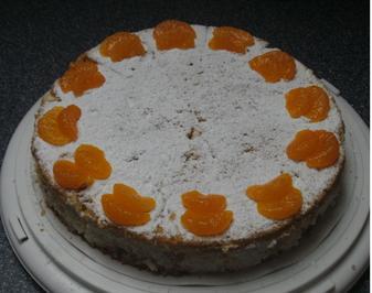 Sahne-Quark-Torte - Rezept - Bild Nr. 4621