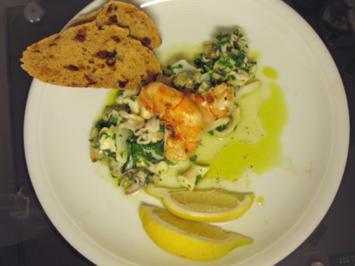 Meeresfrüchtesalat - Rezept - Bild Nr. 4630