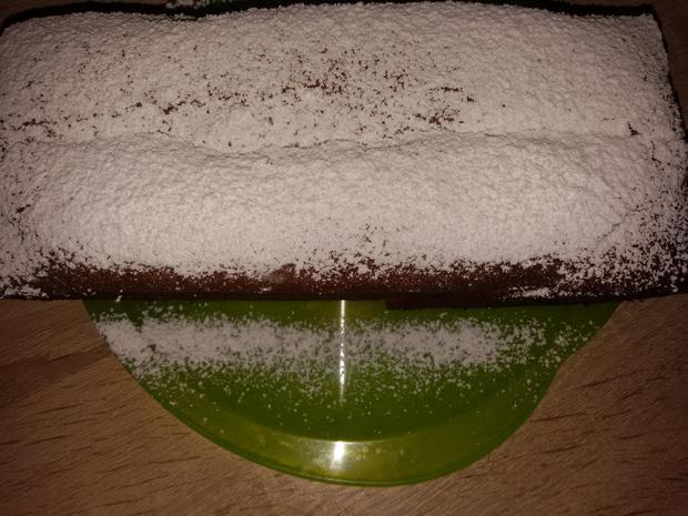 Marzipan - Kuchen - Rezept - Bild Nr. 4647