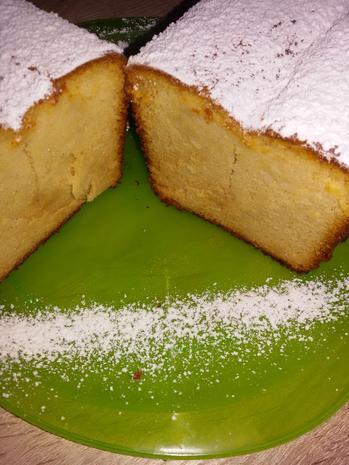 Marzipan - Kuchen - Rezept - Bild Nr. 4648