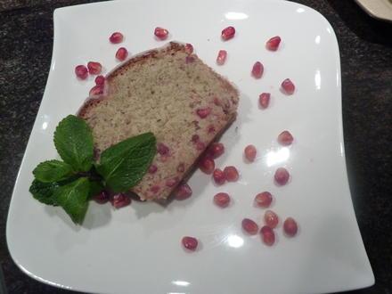 Gaby's Granatapfel Cake - Rezept - Bild Nr. 4647
