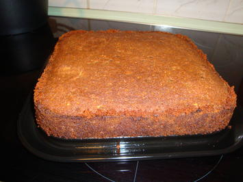 Kokos-Nuss Kuchen - Rezept - Bild Nr. 4734