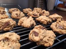 Peanutbutter Cookies - Rezept - Bild Nr. 4773